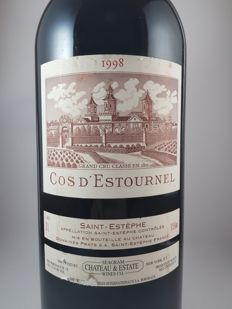 1998 Chateau Cos d'Estournel, Saint-Estephe, France x 1 double magnum
