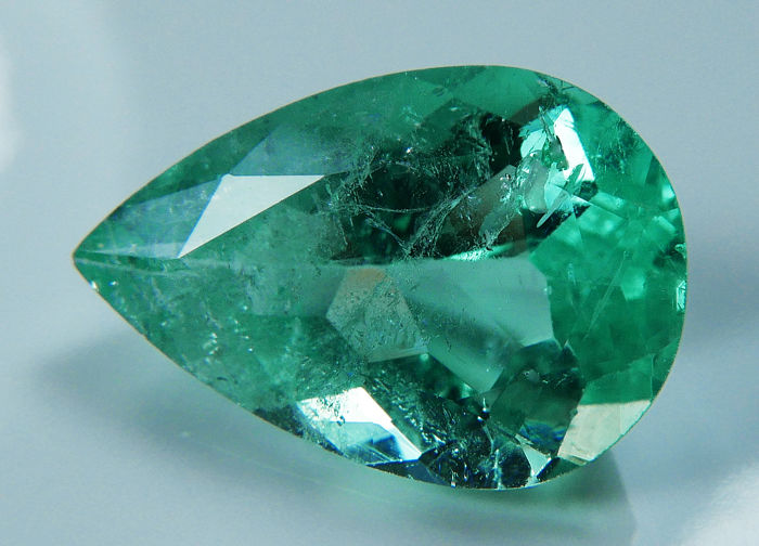 Emerald – Colombia - 7.74 ct