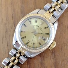 Rolex Oyster Perpetual Datejust  Ref.: 6917 – Women