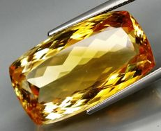 Citrine – 21.24 ct  No reserve price