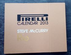 Pirelli Calendar - Steve McCurry - 2013 - In original box
