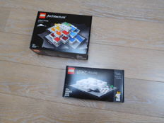 Architecture - 21037 + 4000010 - Billund Lego House + Experience House