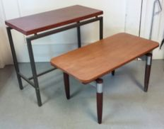 Manufacturer unknown - vintage nesting tables