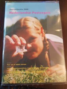 The Netherlands 1979/2001 - Collection of 24 year packs and complete collection of stamp booklets