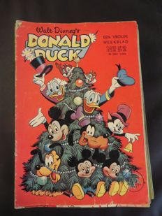 Donald Duck Weekblad - 50 issues - (incomplete) - 50xsc - 1st edition (1959)