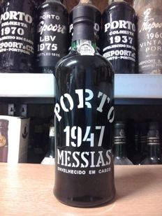 1947 Colheita Port Messias - bottled in 2012