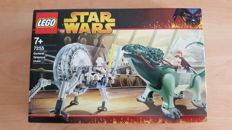Star Wars - 7255 + 7656 - General Grievous Chase + General Grievous Starfighter