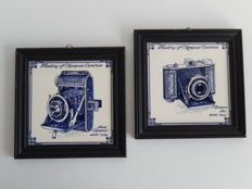2 History of Olympus Cameras tiles