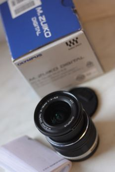 compact WIDE zoom MFT  micro 4\3 Olympus M.Zuiko 9-18mm f/4.0-5.6 Aspherical ED Lens PANASONIC , BLACKMAGIC ,