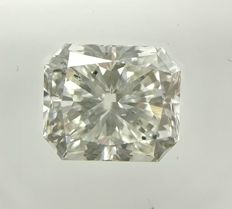 0.73 ct Radiant cut diamond G VS2  -No Reserve