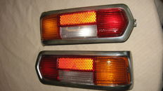 Mercedes W108/W109 - Two rear lights - c. 1965