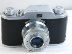 Officine Galileo Ferrania CONDOR, 35mm viewfinder camera.EXC+. Circa 1954