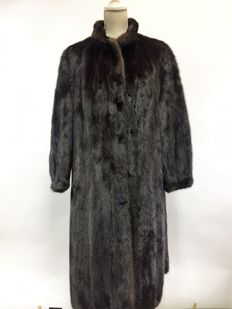 Beautiful mink fur coat