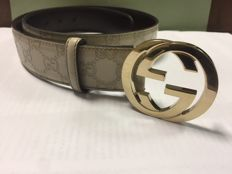 Gucci - Women's leather belt