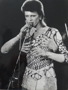 Unknown/Pictoral Press Limited - David Bowie, 1973