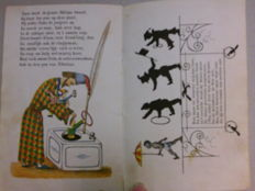 De wreede Jan. A nice picture book with insightful tales, for children of 3-6 years - (1881)