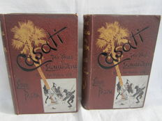 Casati - Ten Years in Equatoria and the Return with Emin Pasha -  2 volumes 1891