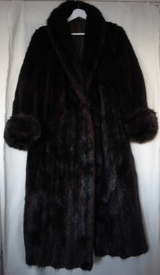 Mink fur coat - Mink fur - No reserve price
