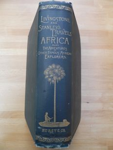 Charles H. Jones - Livingstone's and Stanley's Travels in Africa - 1881