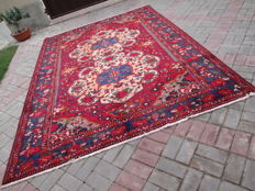 Hand Knotted Persian Rug 306 x 218 cm