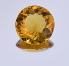 Citrine - Brownish orange - 25.78 ct