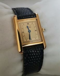 Cartier - Tank Must de Cartier - Women - 1990-1999