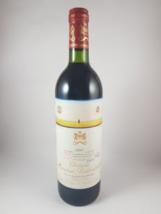 1983 Chateau Mouton Rothschild, Pauillac 1er Grand Cru Classé - 1 bottle