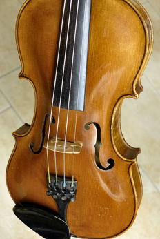 German 4/4 violin, very good condition, Jacobus Stainer copy