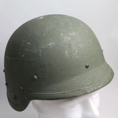Spanish Military Helmet in Ballistic Kevlar