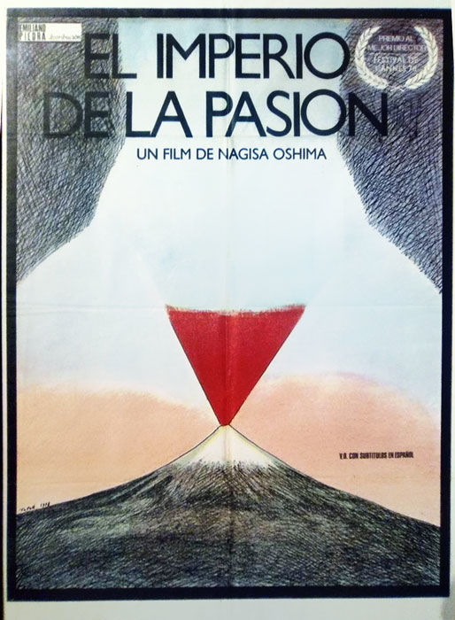 Roland Topor - Imperio de la pasión (Empire of Passion) - 1978