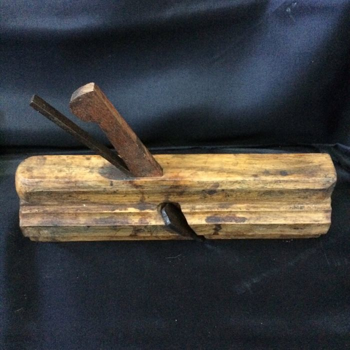 19 Antique Wooden Tools Catawiki