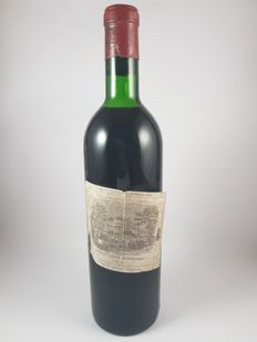 1972 Chateau Lafite Rothschild, Pauillac 1er Grand Cru Classé - 1 bottle