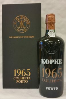 1965 Colheita Port Kopke - Special Limited Edition - bottled in 2015