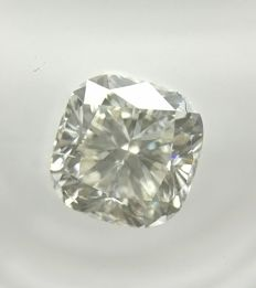 0.82 ct Cushion cut diamond H VS2  -No Reserve