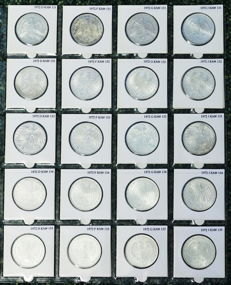 Germany - 10 Deutsche Mark 1972 Olympic Games in Munich (20 different coins) complete - silver