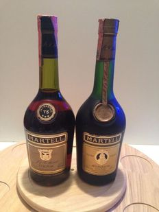Martell Cognac - Médallion VSOP & VS Three Star