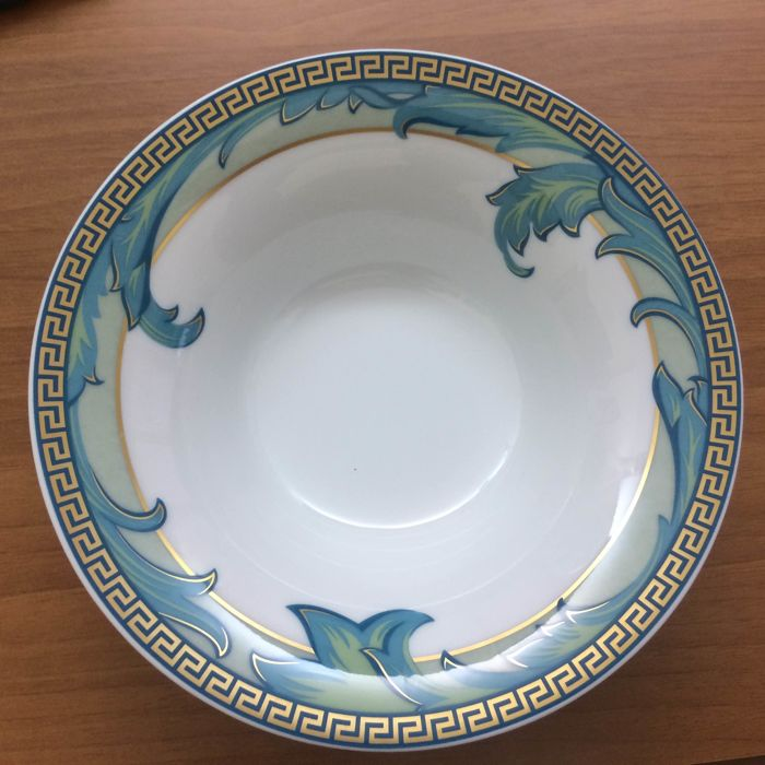 VERSACE Rosenthal Arabesque - collectible candy bowl - Catawiki