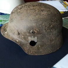 German post-war helmet