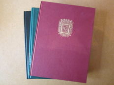 World, Greece, Austria, Luxembourg, Comet Halley 1900/2000 - 3 stock books and 145 postal items
