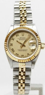 Rolex__Date Just__No.69173 Ladies__1996
