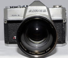 Áires Penta 35 with attachment lens 8 cm