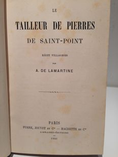 Alphonse de Lamartine - Le Tailleur de Pierres de Saint-Point - 1881