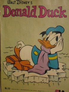 Donald Duck weekblad - 4 complete years - 209x sc - 1st edition (1973/1978)