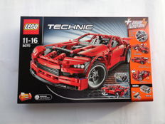 Lego Technic 8070 - Supercar - MISB