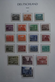 Germany - Berlin - Collection from 1954-1969