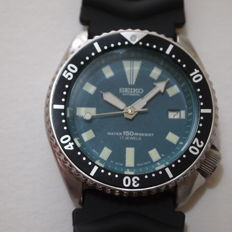 Seiko 150M automatic scuba divers wrist watch, model 7002-7000 c. 1990s'