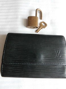 Louis Vuitton - Key Case & Padlock