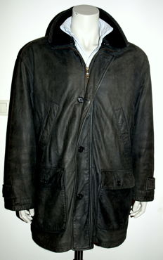 Arma - Leather coat