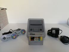 PAL Super Nintendo 16bit with Super Mario All-stars!