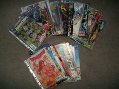 Mixed Collection of x50 SC - DC Comics - Including JLA, House Of Secrets, The Shadow + More